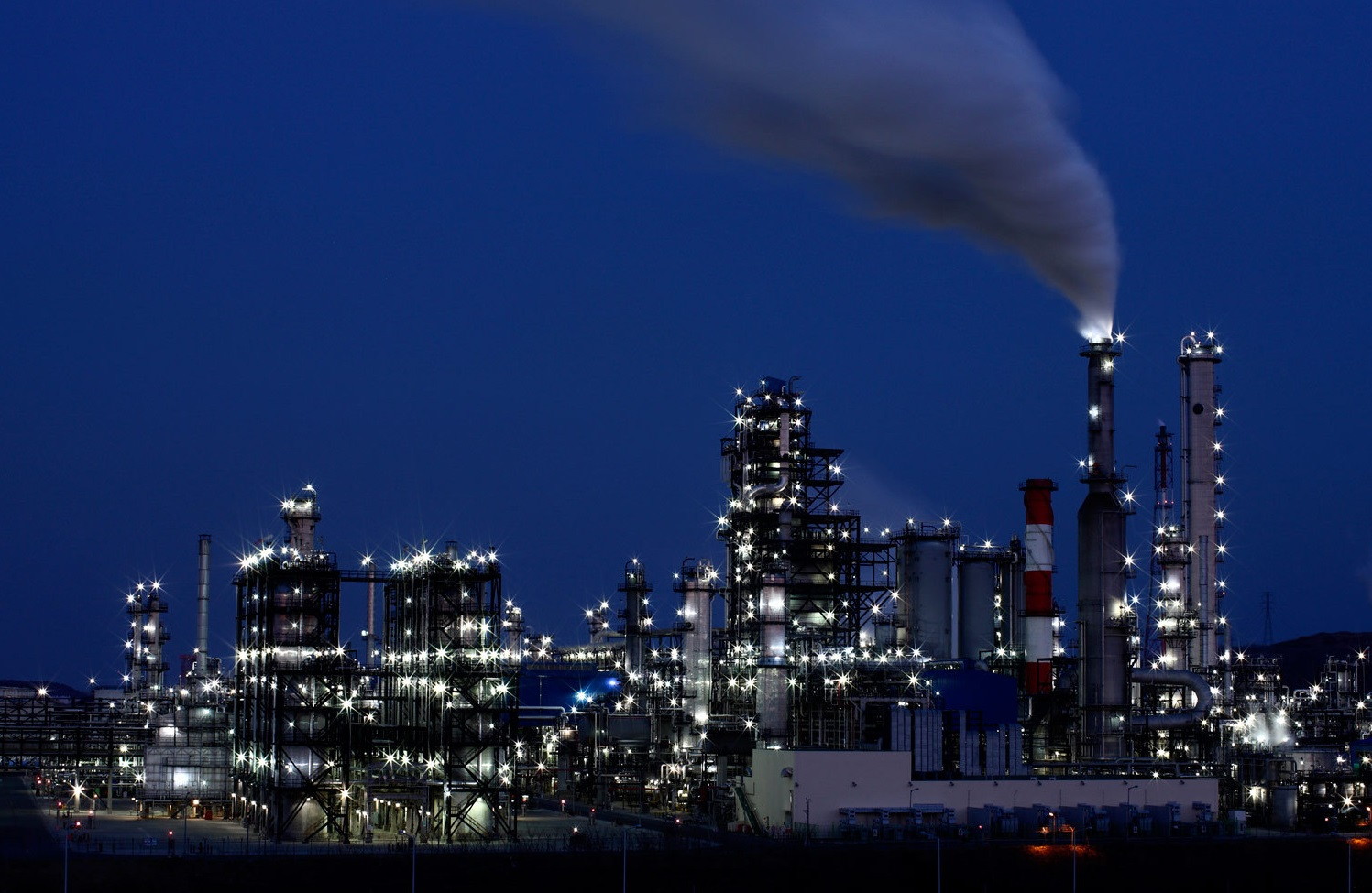 All risk policies for Oil, gas and refineries